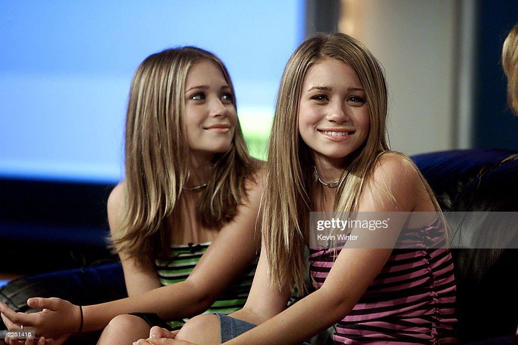Mary Kate And Ashley Olsen 2001