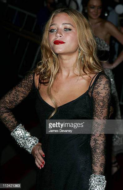 MaryKate Olsen during AngloMania Costume Institute Gala at The Metropolitan Museum of Art Arrivals Celebrating AngloMania Tradition and Transgression...
