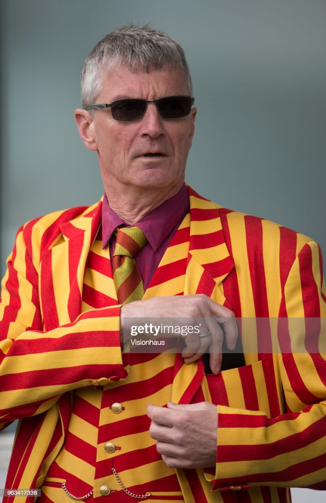Marylebone Cricket Club Member During Day One Of The 1st
