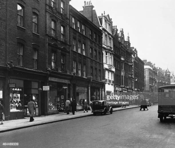 Marylebone High Street Westminster London