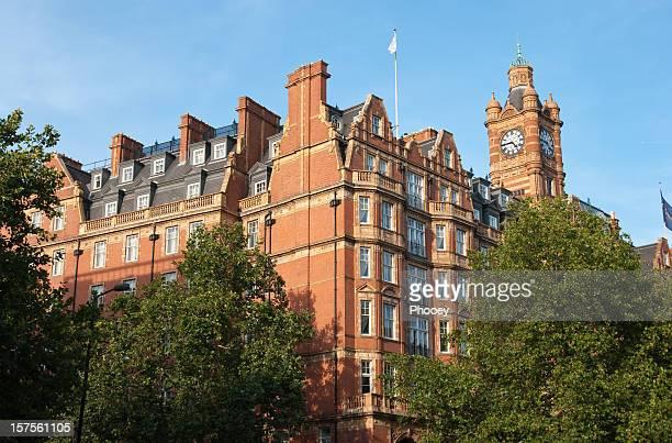 Marylebone red houses