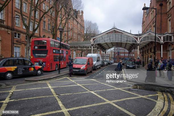 Marylebone Train Station