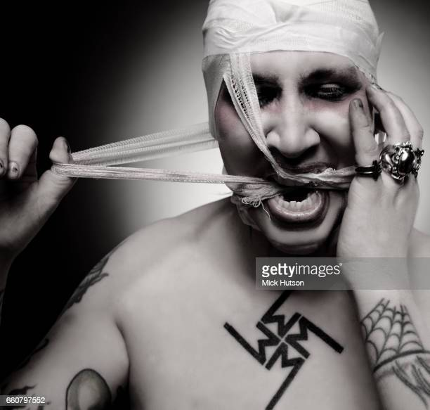 Marylin Manson, London, 18th March 2012.