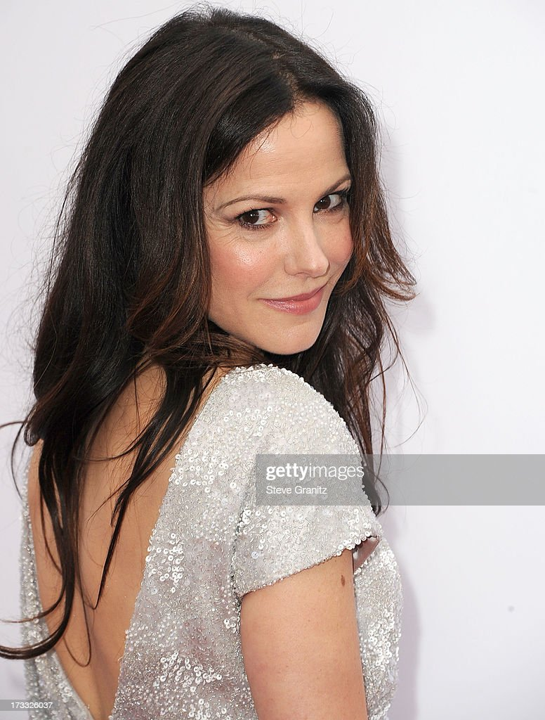 Mary-Louise Parker arrives at the 'RED 2' - Los Angeles Premiere at Westwood Village on July 11, 2013 in Los Angeles, California.