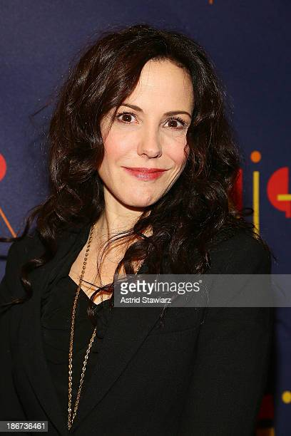 MaryLouise Parker attends After Midnight Broadway opening night enter caption here at Brooks Atkinson Theatre on November 3 2013 in New York City