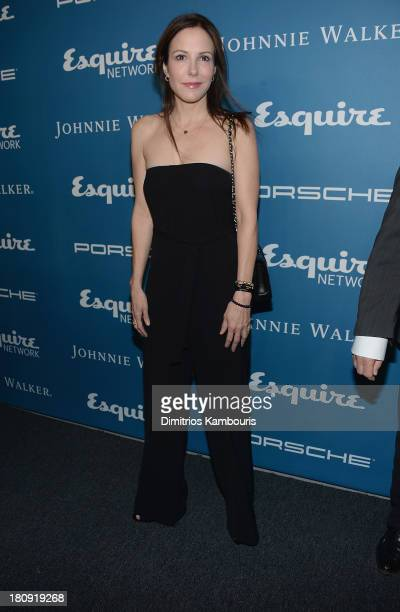 Mary-Louise Parker attends Esquire 80th Anniversary And Esquire Network Launch Celebration at Highline Stages on September 17, 2013 in New York City.