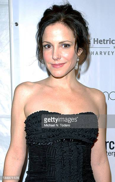 MaryLouise Parker attends the 2008 Emery Awards at Cipriani on November 11 2008 in New York City
