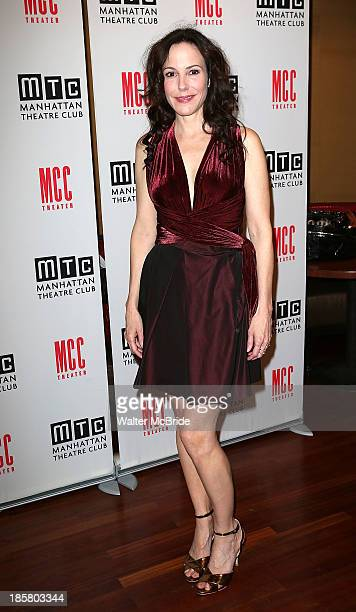 MaryLouise Parker attends the Broadway Opening Night After Party for 'The Snow Geese'' at Copacabana on October 24 2013 in New York City