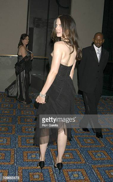 MaryLouise Parker during 59th Annual Tony Awards After Party at Marriott Marquis in New York City New York United States