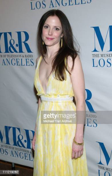 MaryLouise Parker during The Museum of Television Radio Presents The TwentyThird Annual William S Paley Television Festival Weeds at Director's Guild...