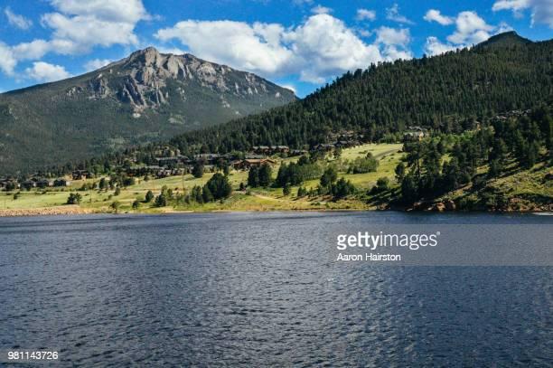 mary's lake - mary moody fotografías e imágenes de stock