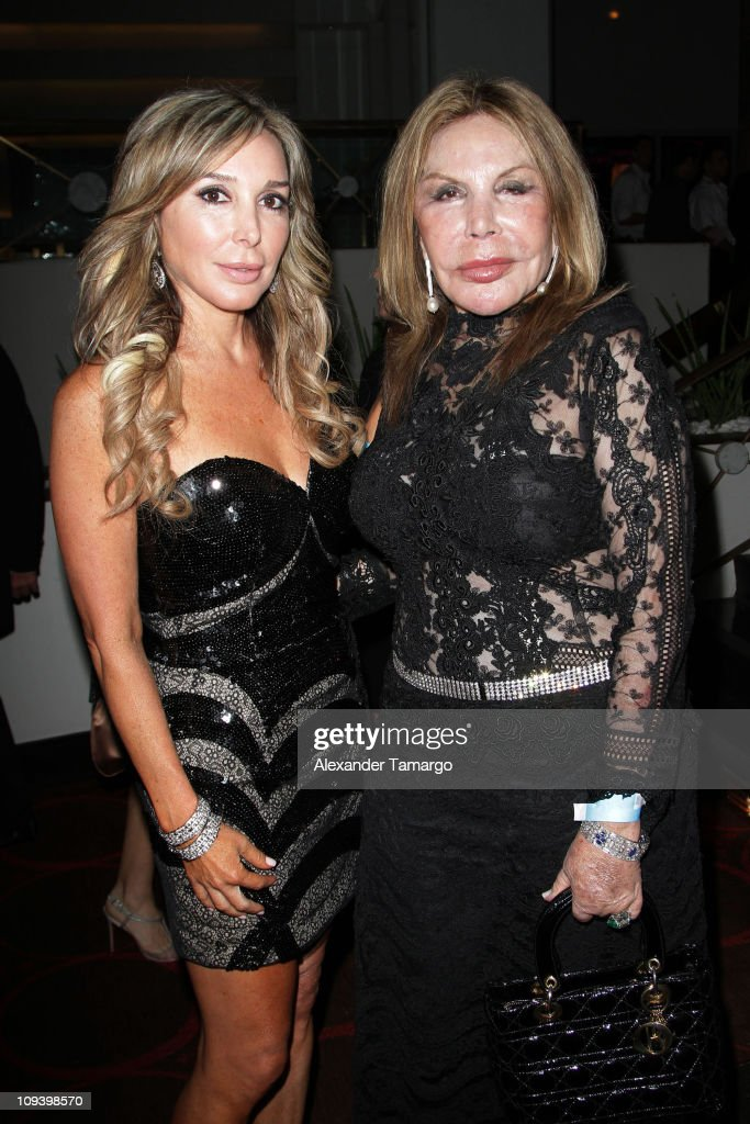 """""""The Real Housewives of Miami"""" Premiere Party : News Photo"""