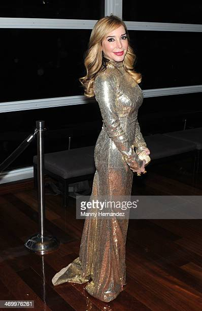 Marysol Patton attends Voices For Children Foundation Hosts 2014 Be A Voice Empower Brilliant Futures Gala at Mandarin Oriental on February 15 2014...
