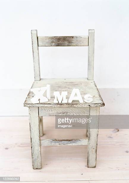X'mas on chair