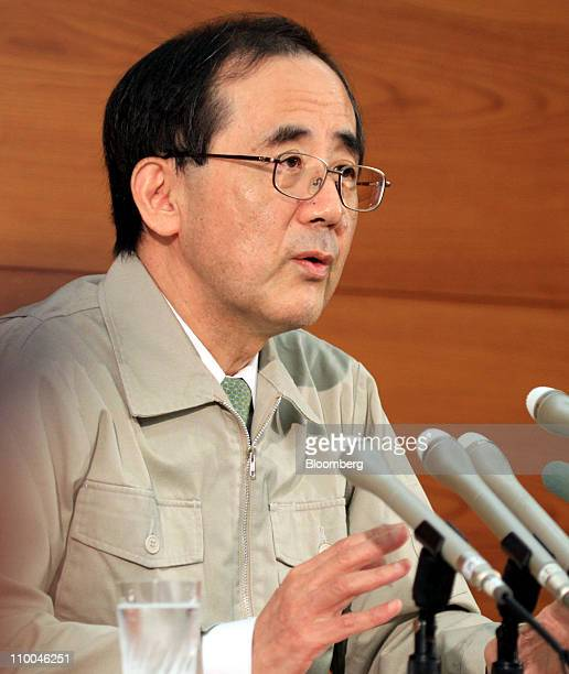 Masaaki Shirakawa, governor of the Bank of Japan, speaks during a news conference, in Tokyo, Japan, on Monday, March 14, 2011. The Bank of Japan...