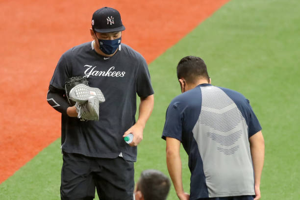 FL: New York Yankees v Tampa Bay Rays