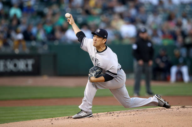 CA: New York Yankees v Oakland Athletics