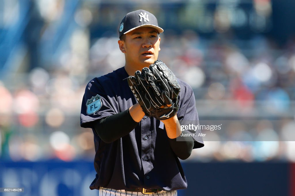 Detroit Tigers v New York Yankees : ニュース写真