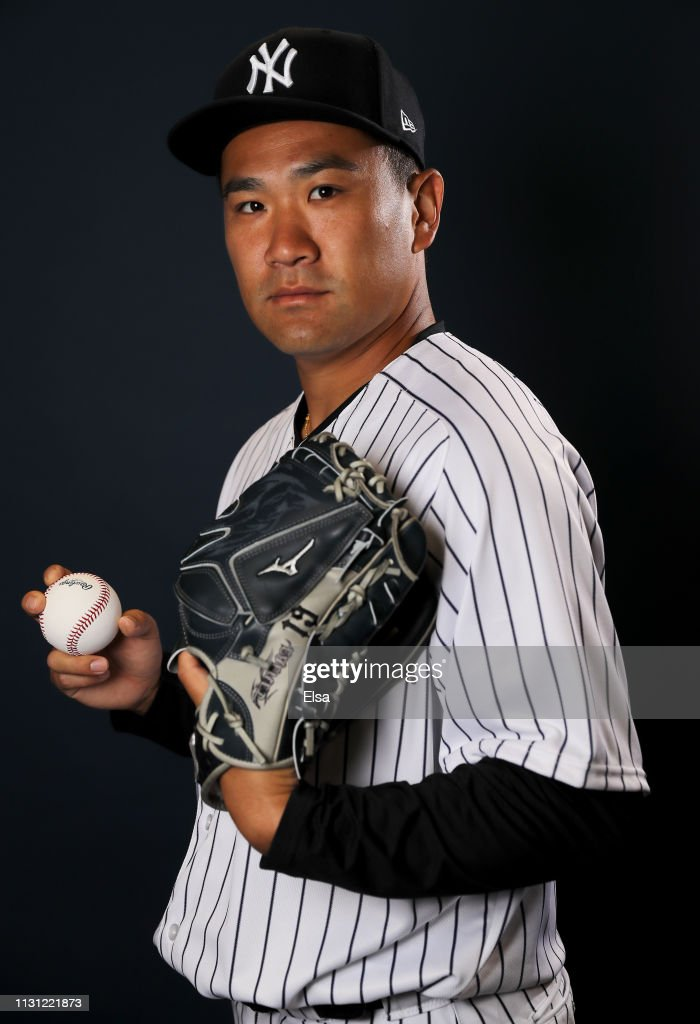 FL: New York Yankees Photo Day