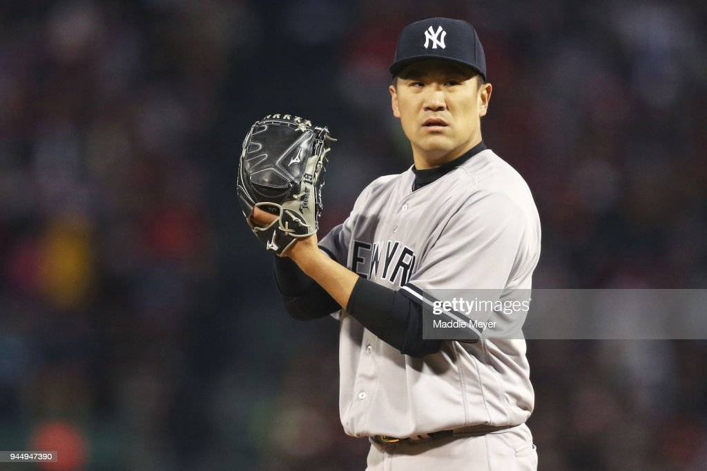 New York Yankees v Boston Red Sox : ニュース写真