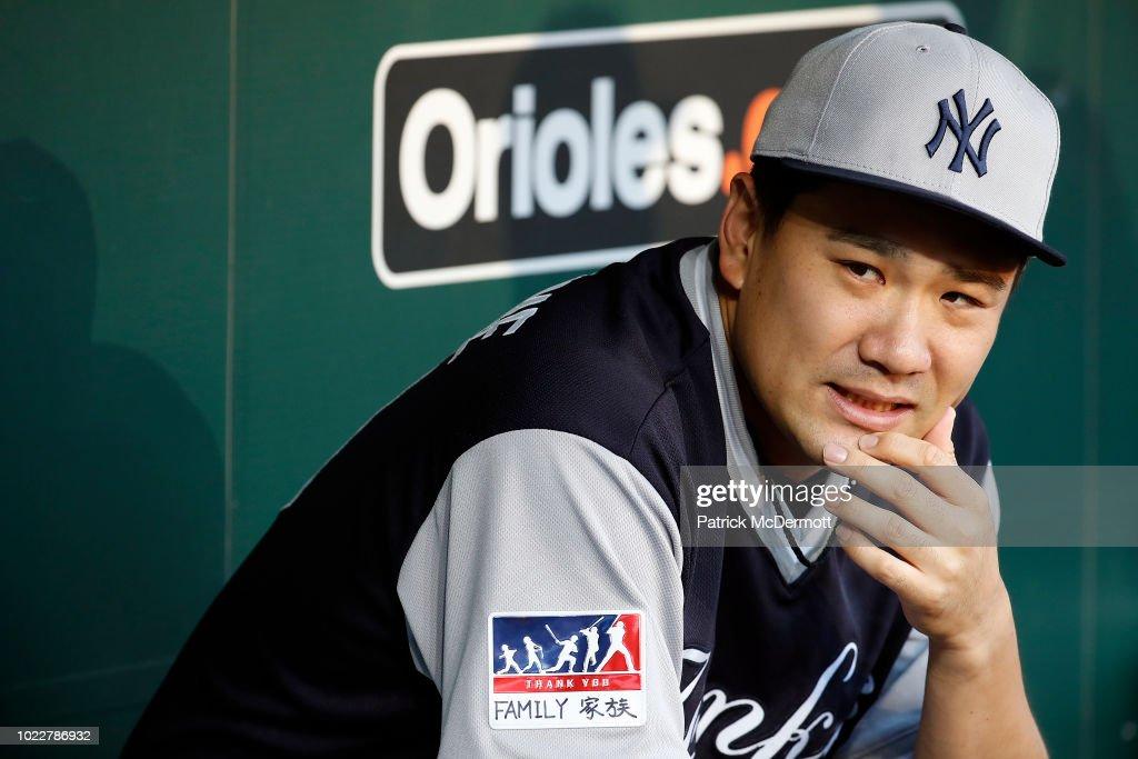 New York Yankees v Baltimore Orioles : News Photo