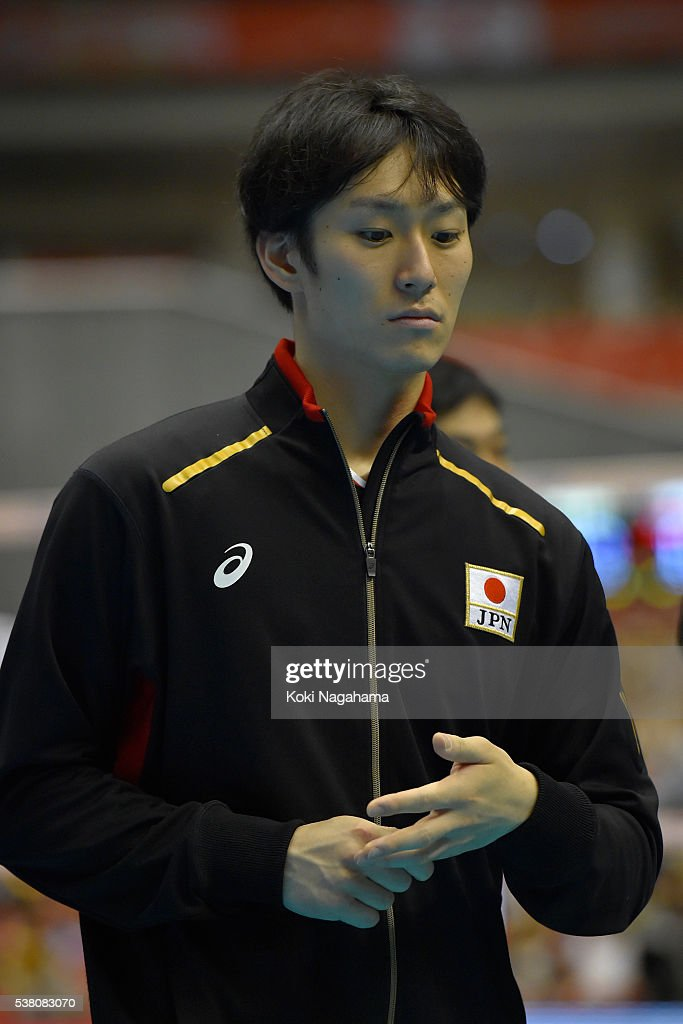 Japan v Canada - Men's World Olympic Qualification Tournament