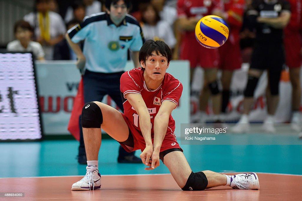 Japan v Iran - FIVB Men's Volleyball World Cup Japan 2015