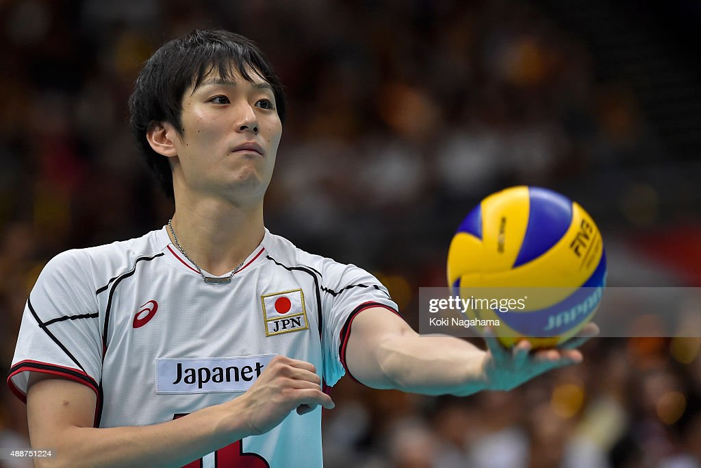 Japan v Venezuela - FIVB Men's Volleyball World Cup Japan 2015
