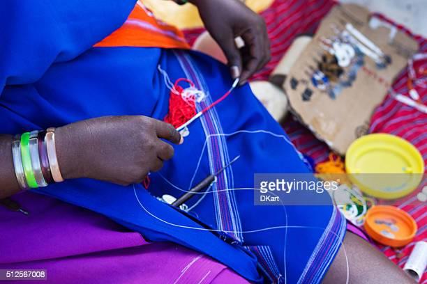 Masai handmade acessories
