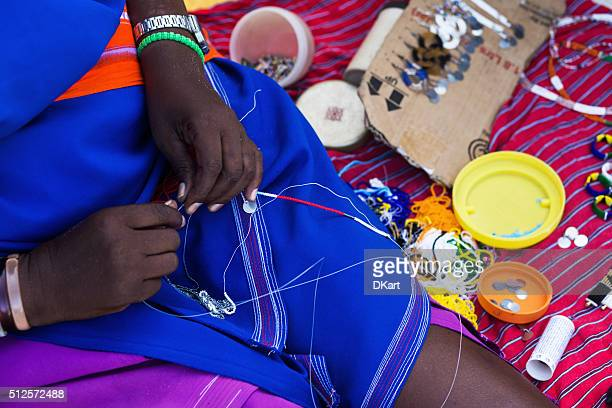 Massai Handarbeit Zubehör