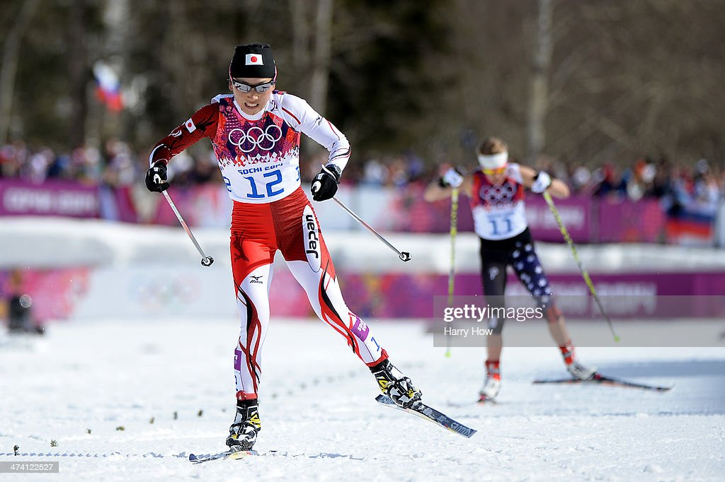 Cross-Country Skiing - Winter Olympics Day 15 : ニュース写真