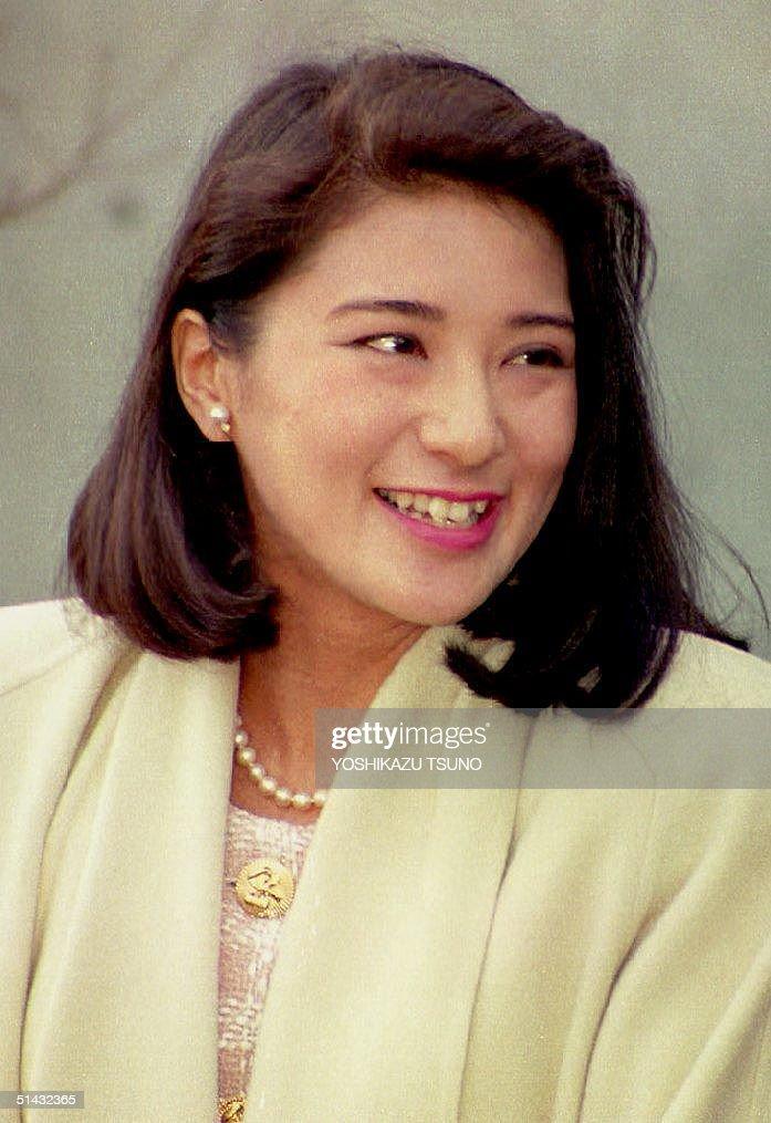 Masako Owada, a 29-year-old diplomat, appears at t : News Photo