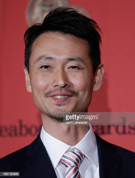 Masakzu Sato attends 72nd Annual George Foster Peabody Awards at The Waldorf=Astoria on May 20 2013 in New York City