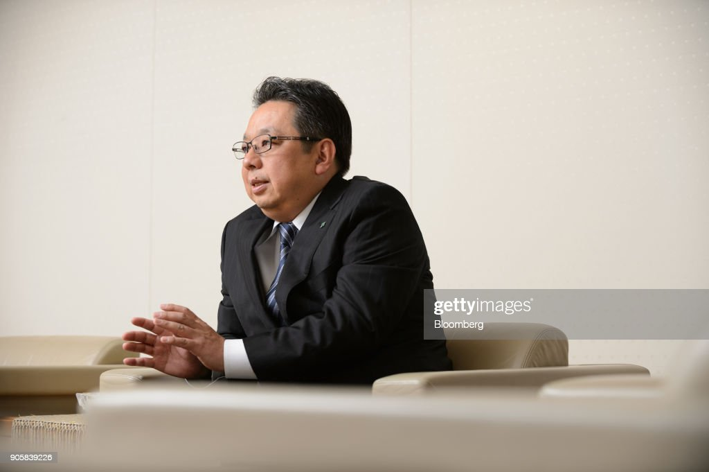 Japan Tobacco Inc. President and Chief Executive Officer Masamichi Terabatake Interview