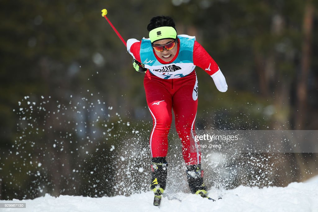 2018 Paralympic Winter Games - Day 1 : Fotografía de noticias