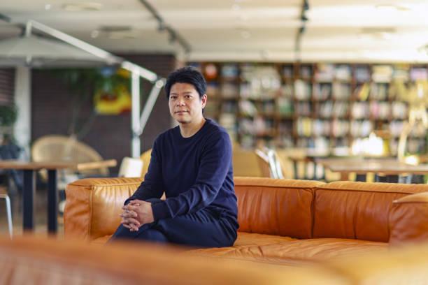 JPN: Shift Inc. CEO Masaru Tange Portrait