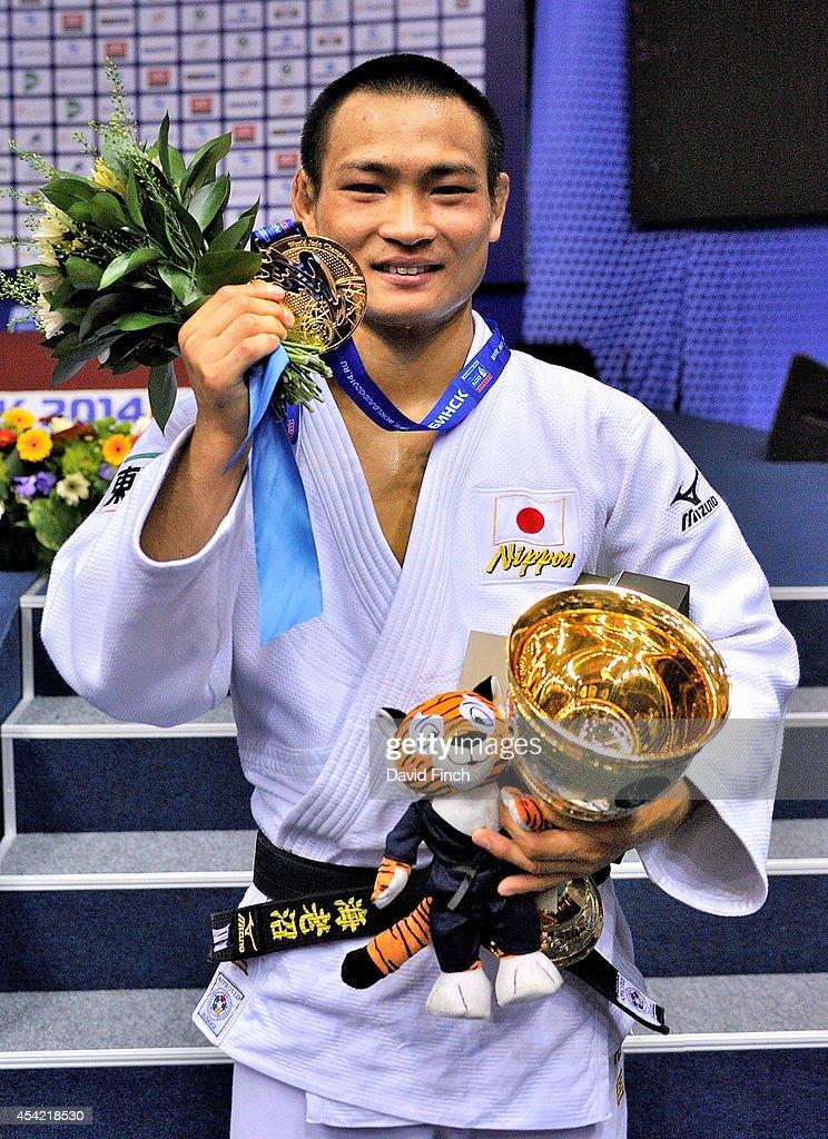 2014 Chelyabinsk Judo World Championships - 25 to 31 August : ニュース写真