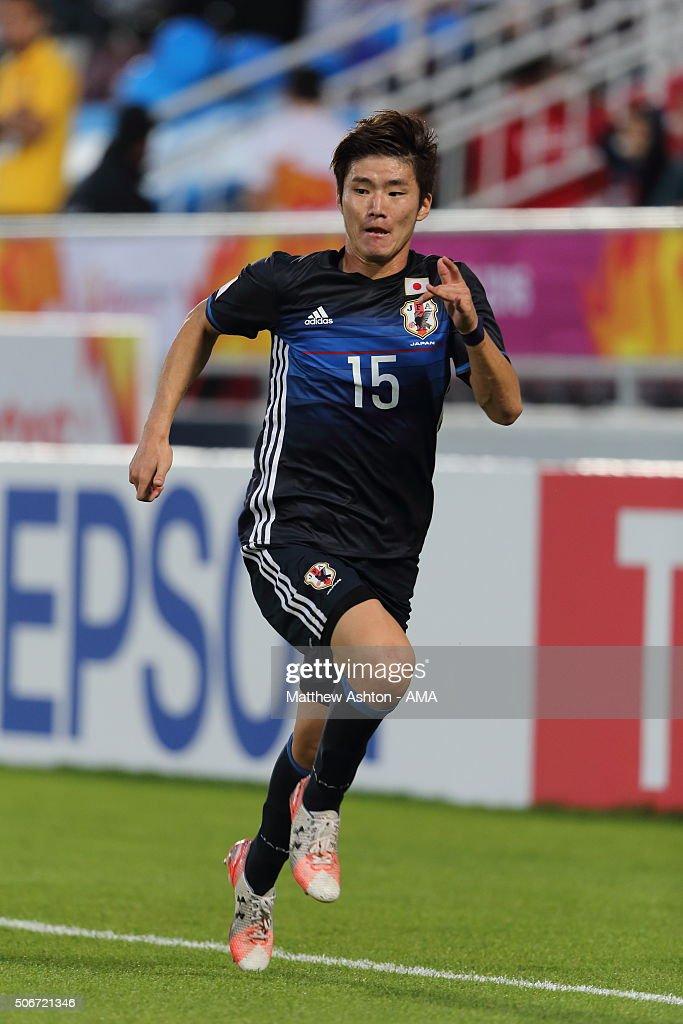Japan v Iran - AFC U-23 Championship Quarter Final : News Photo