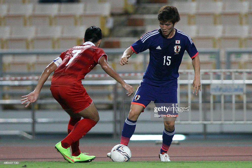 Thailand U21 v Japan U21 : News Photo