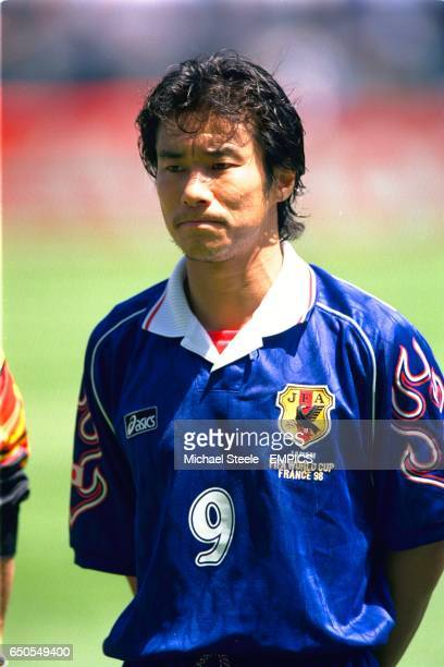 Masashi Nakayama Japan