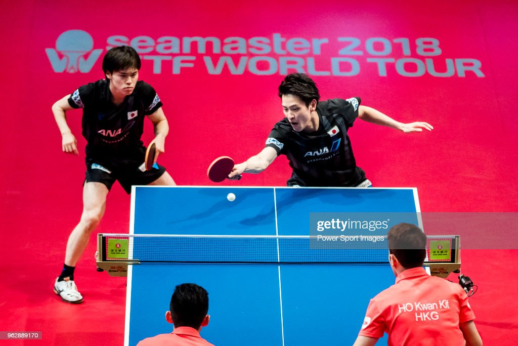Table Tennis Hang Seng Hong Kong Open - Day 6
