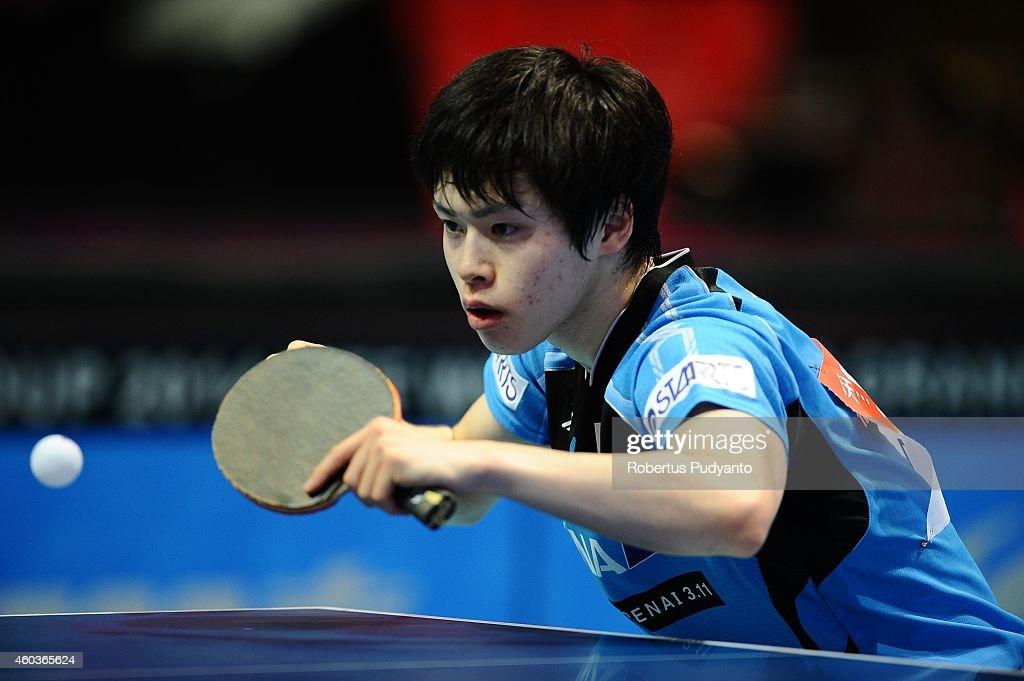2014 ITTF World Tour Grand Finals : ニュース写真