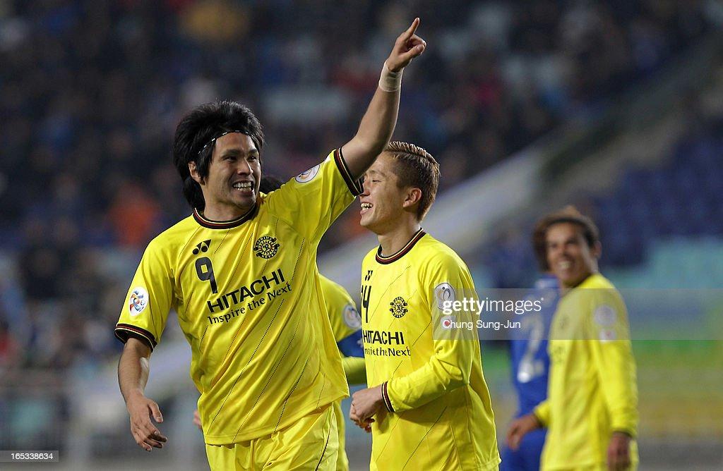 Suwon Bluewings v Kashiwa Reysol - AFC Champions League Group H