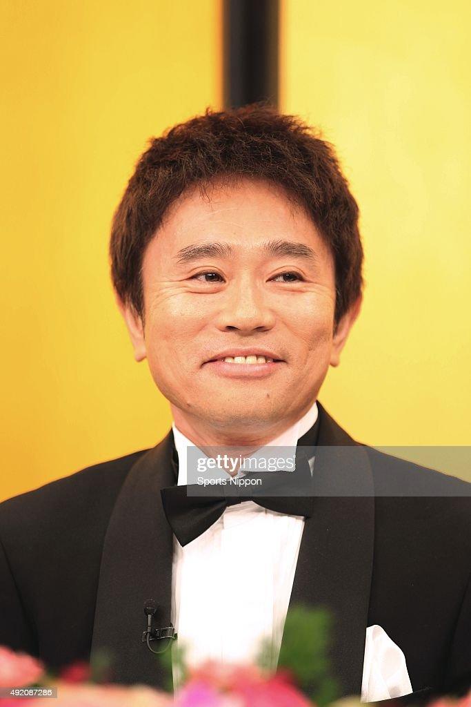 Masatoshi Hamada attends Press Conference In Tokyo : News Photo