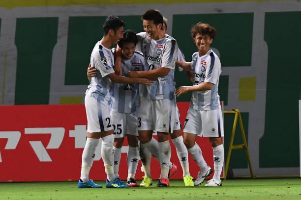 JPN: JEF United Chiba v Thespa Kusatsu Gunma - J.League Meiji Yasuda J2