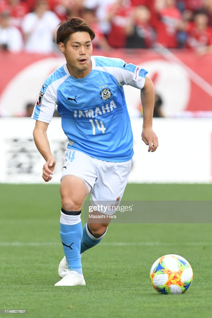 Urawa Red Diamonds v Jubilo Iwata - J.League J1 : Nachrichtenfoto