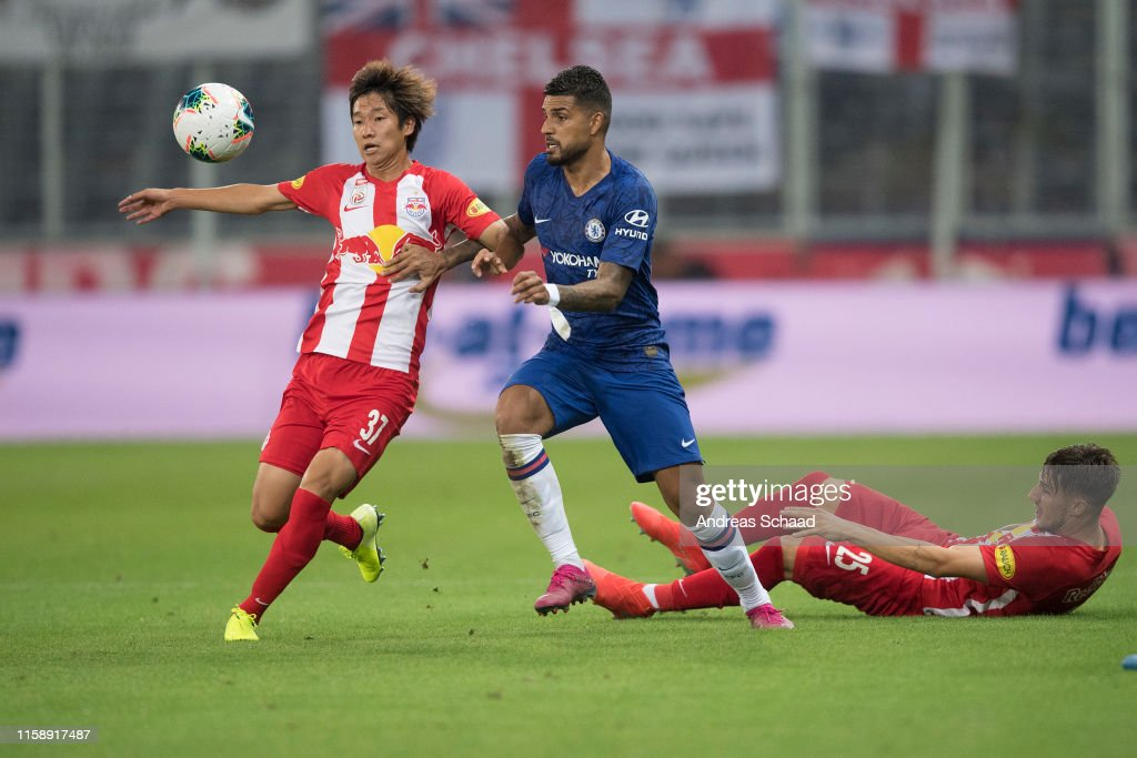 RB Salzburg v FC Chelsea - Pre-Season Friendly : ニュース写真
