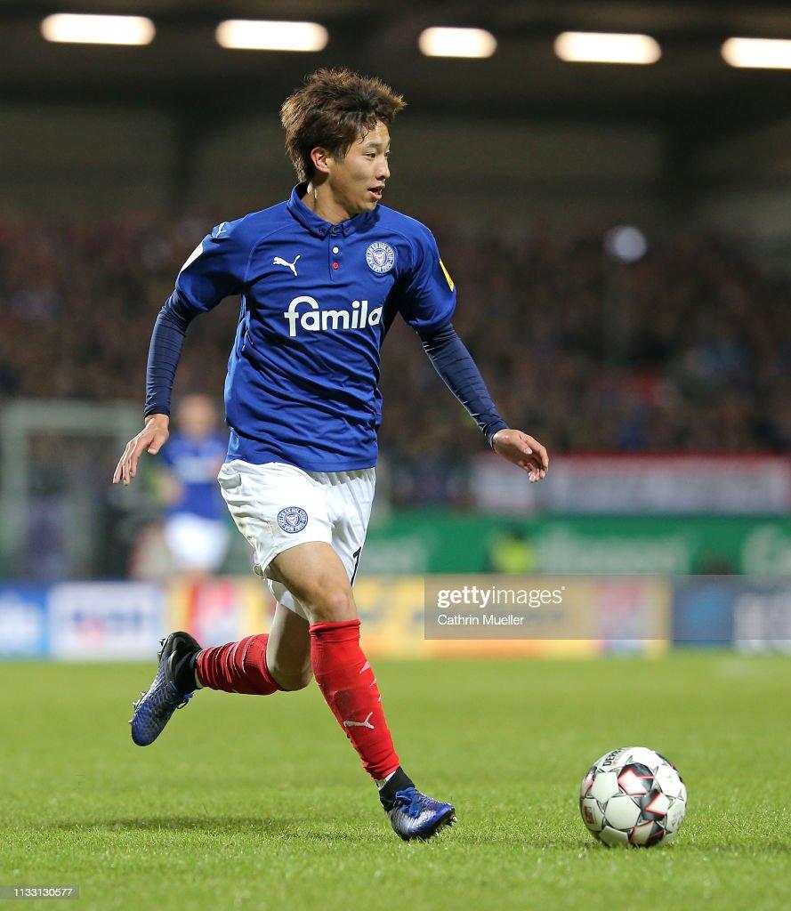 Holstein Kiel v 1. FC Union Berlin - Second Bundesliga : ニュース写真