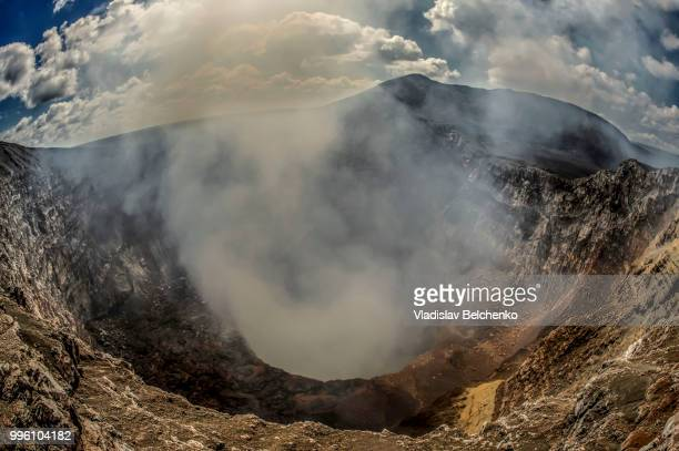 masaya volcano - masaya volcano stock pictures, royalty-free photos & images