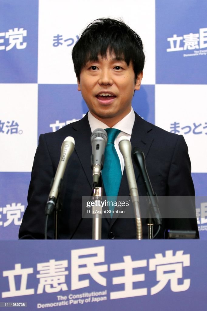 JPN: Masayoshi Okumura Of Music Group Rag Fair Announces His Run For Upper House
